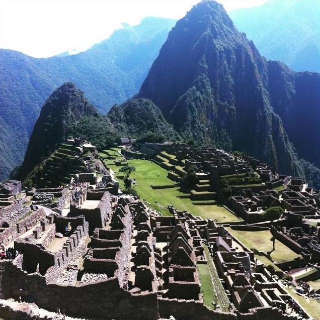 Peru Week - Machu Picchu