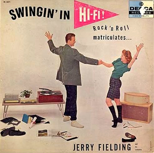 Easy And Wonderful Jerry Fielding And His Orchestra