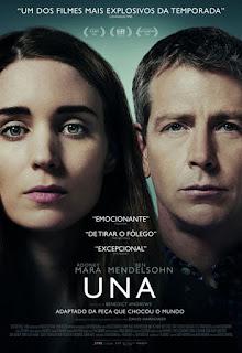 Una - Poster & Trailer