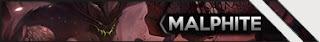 Malphite : Tướng đi Top đường trên mạnh nhất phiên bản 6.5
