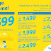 Cebu Pacific Promo Fare 599