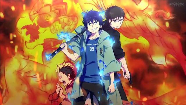 DESCARGAR Ao no Exorcist: Kyoto Fujouou-hen OVA 2 SUB ESPAÑOL HD