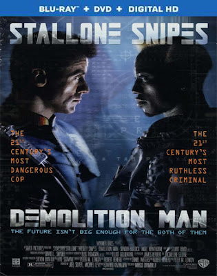 Demolition Man (1993) Full 1080P Latino