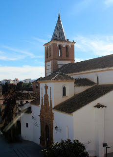 Iglesia de Santiago en Guadix