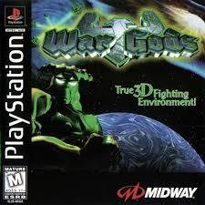 War Gods  - PS1 - ISOs Download