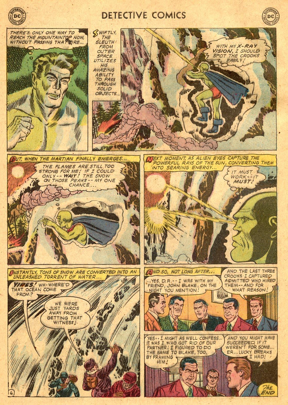 Read online Detective Comics (1937) comic -  Issue #255 - 32