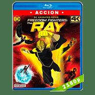 Luchadores por la libertad: el rayo (2017) 4K UHD Audio Dual Latino-Ingles