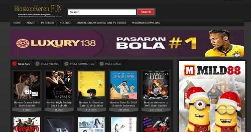 Cara Download Film Terbaru di Situs Bioskop Keren