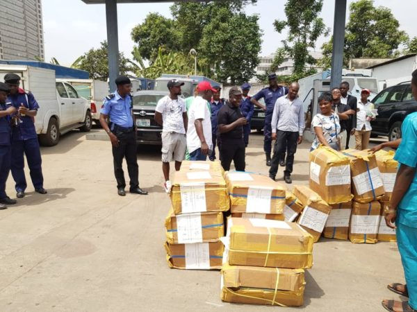 Election materials for Kwara found in Abuja