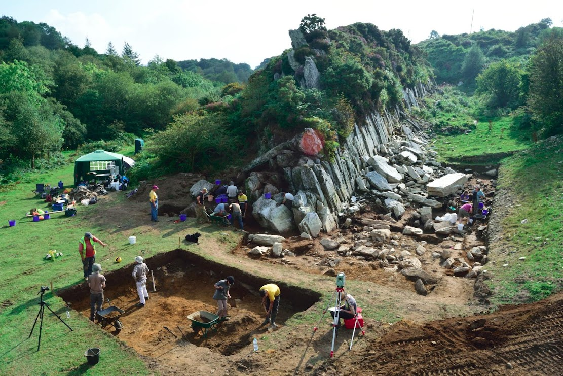UK: Stonehenge 'bluestone' quarries found in Wales