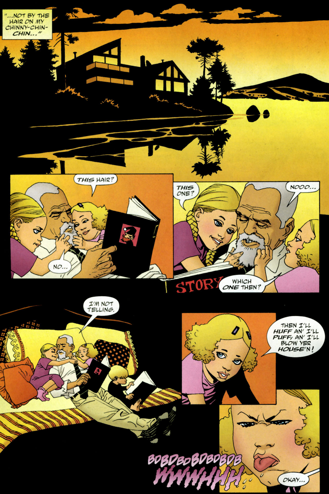 Read online 100 Bullets comic -  Issue #84 - 6
