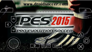PES 2015 Lite PSP Android