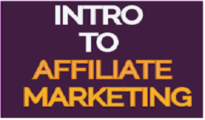 intro to affiliate marketing