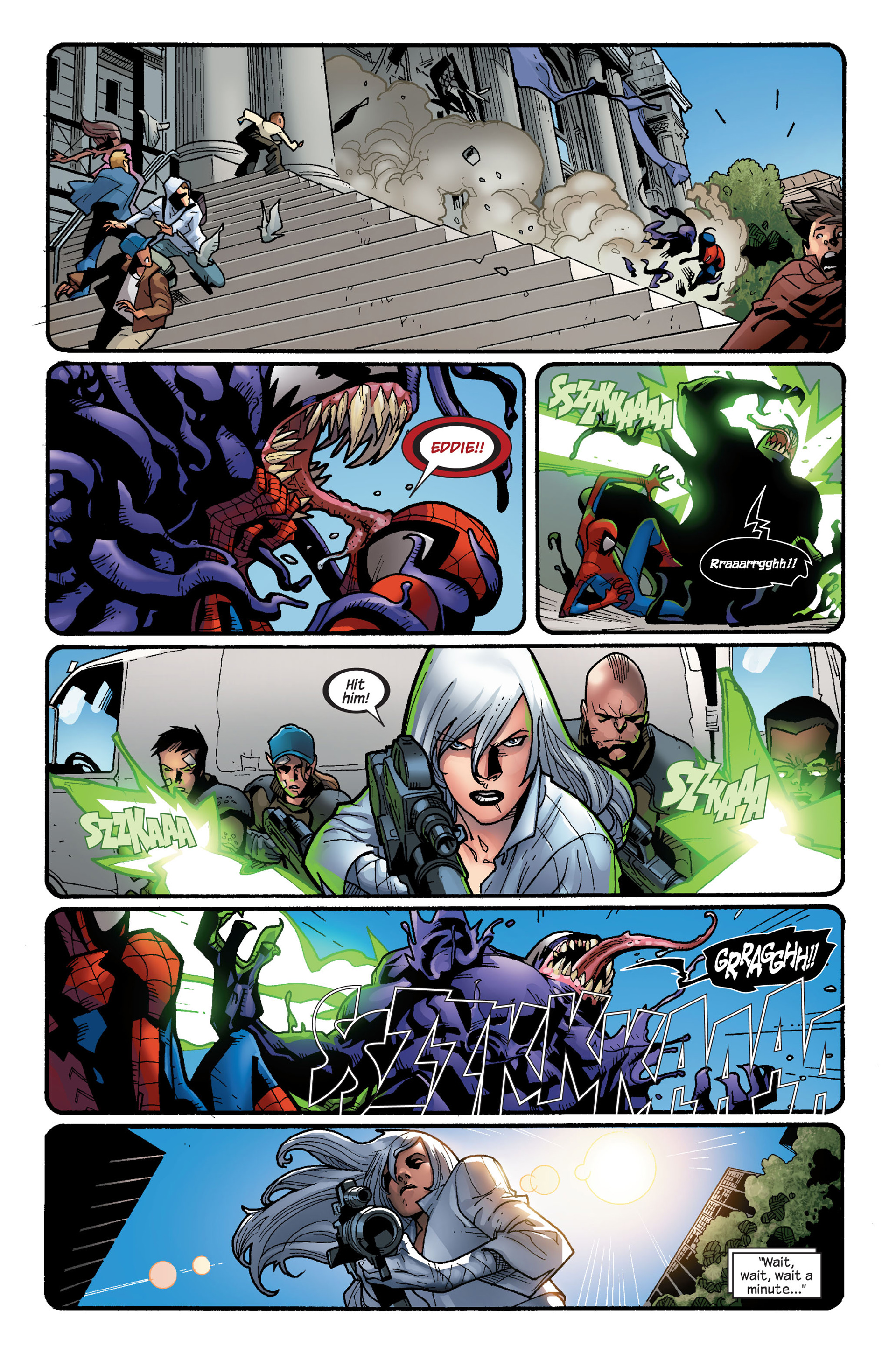 Read online Ultimate Spider-Man (2000) comic -  Issue #123 - 23