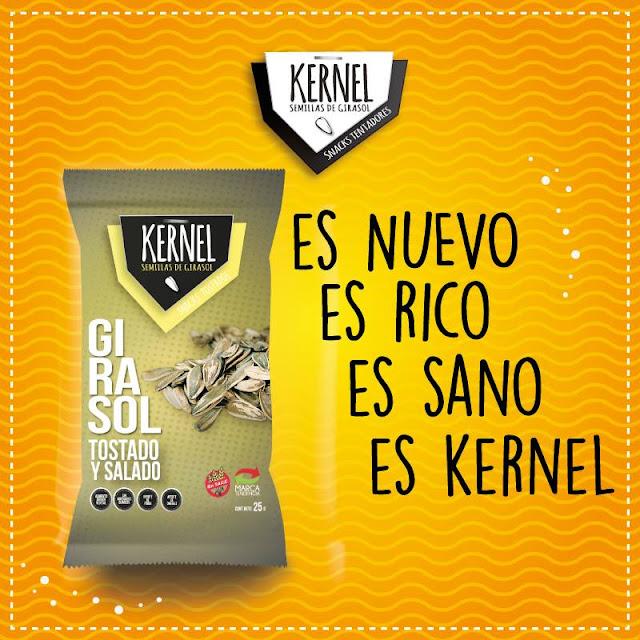 snack saludable, Kernel semillas de girasol, semillas de girasol, colaciones saludables, desayuno saludable, merienda saludable, lifestyle, comida organica, tendencias, vida sana, como comer sano