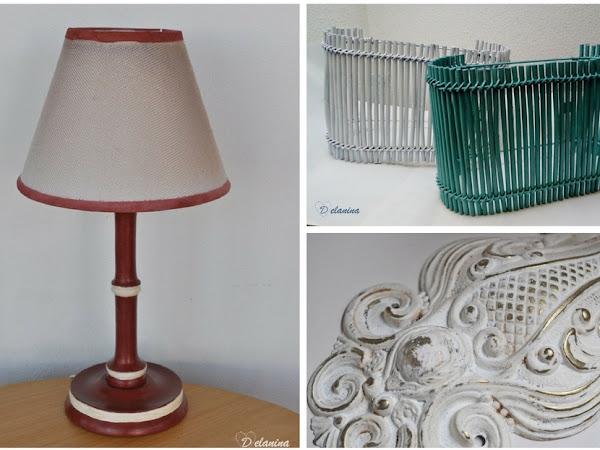 Tres DIY  para renovar tus lámparas