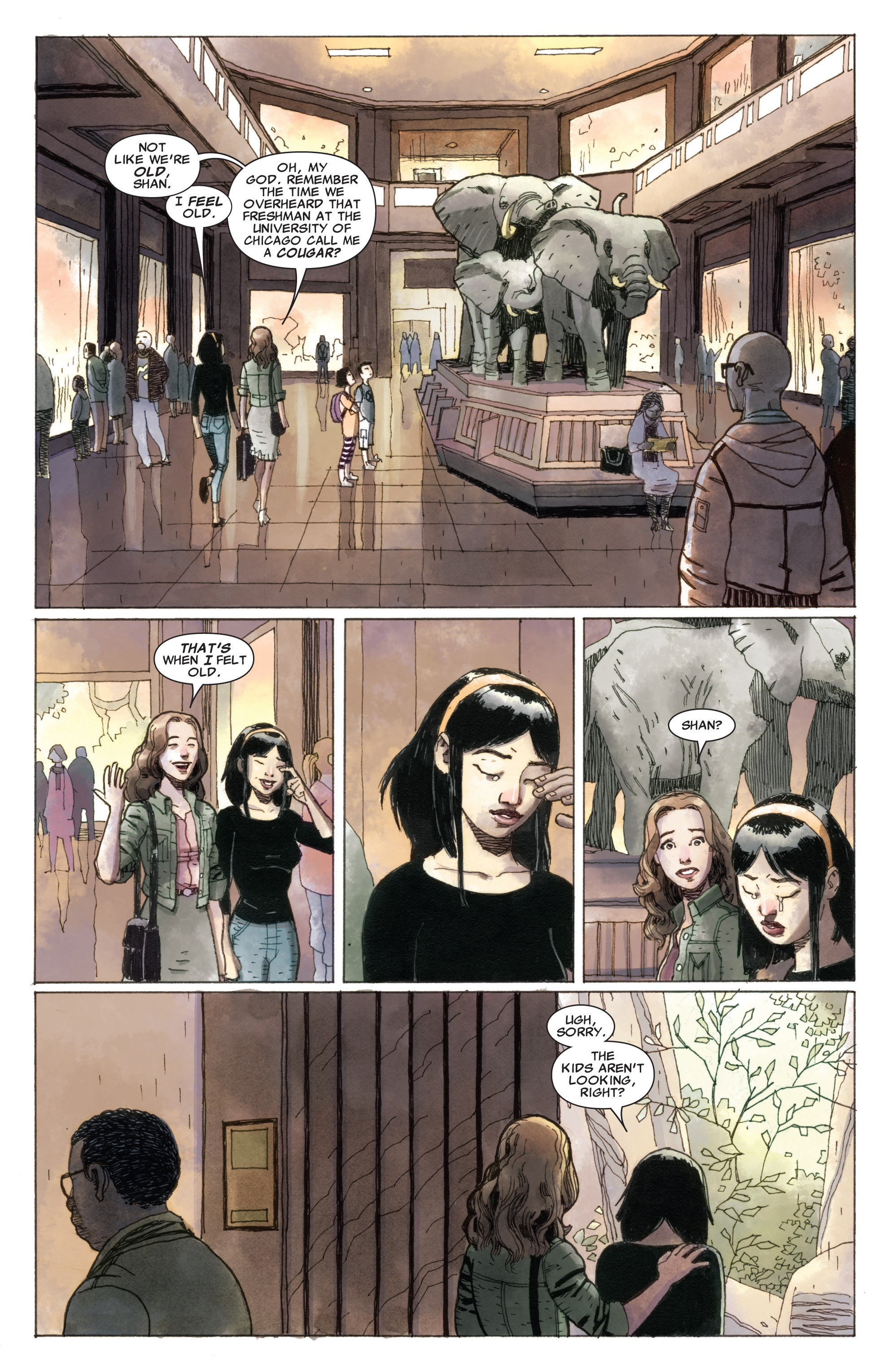 Read online Astonishing X-Men (2004) comic -  Issue #52 - 7