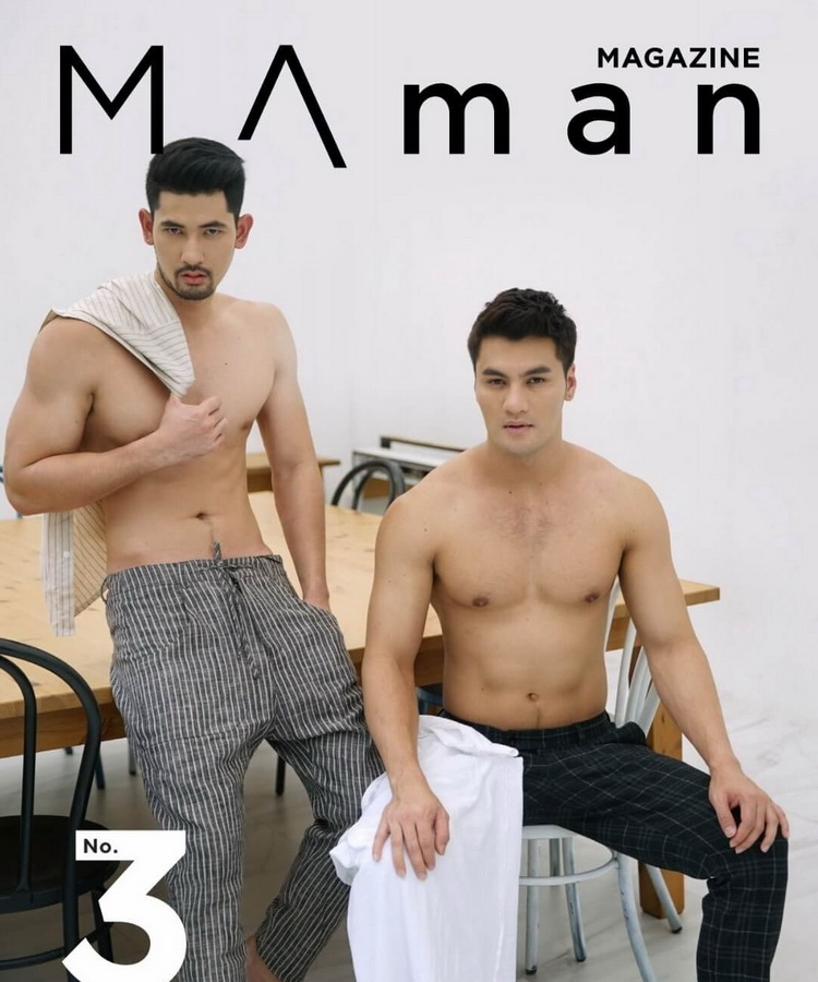 MA man 03 | Rome & Ohm [PHOTO+CLIP]