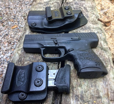 PPS M2 IWB Holster and Mag Carrier