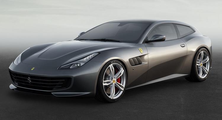 Ferrari GTC4Lusso: The New Ferrari Family Car