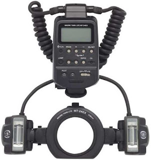 Canon Macro Ring Lite MT-24EX Flash User Guide / Manual Downloads