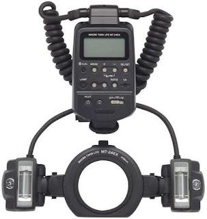 Canon Macro Ring Lite MT-24EX Flash User Guide / Manual Downloads