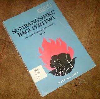 Buku Sumbangsihku Bagi Pertiwi