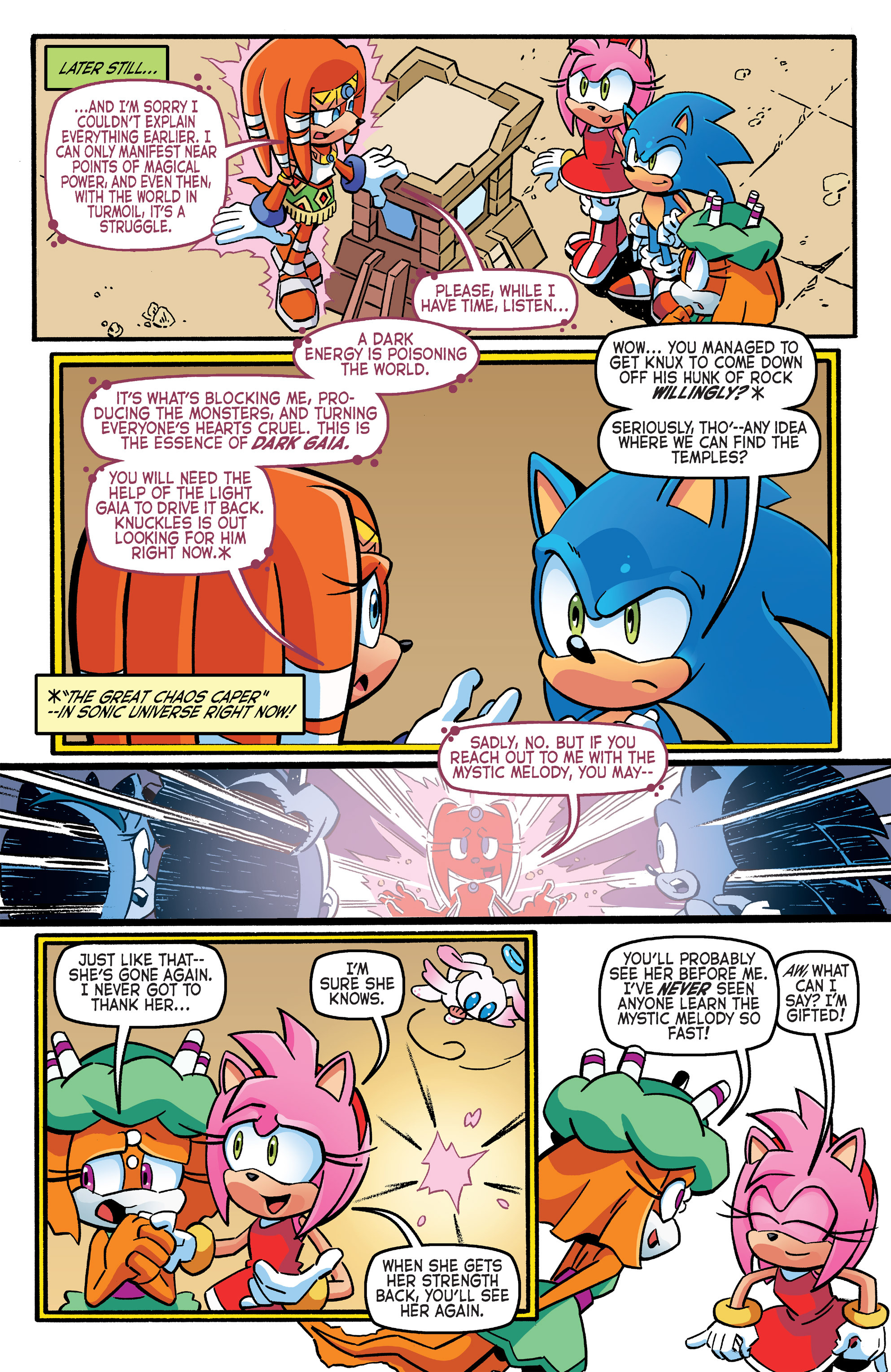 Read online Sonic The Hedgehog comic -  Issue #263 - 14