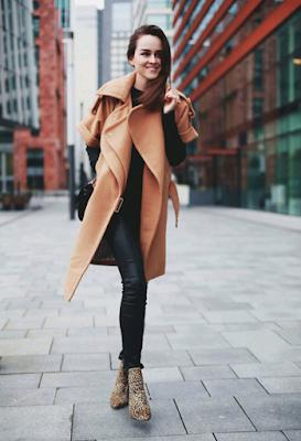 ideas de Abrigos de Moda
