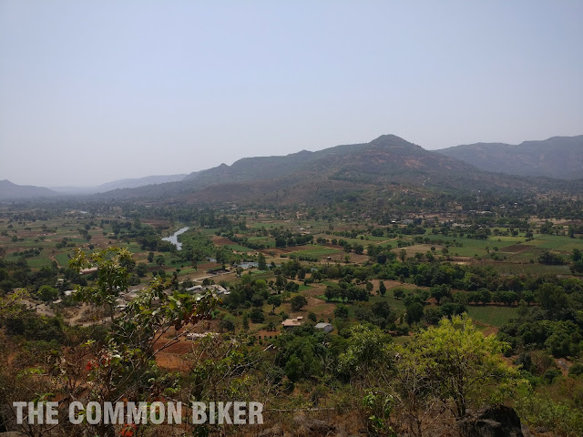 Ride to mulshi dam view point