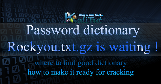 Password dictionaries