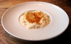 Roz bel laban Egyptian rice pudding photo by Falling Sky