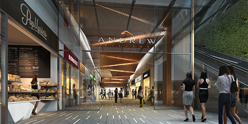 The Andrew Residences - Mall