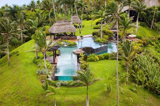 3. Hilltop Villa, Fiji, $ 44,000 Per Malam