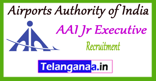 AAI JE Airports Authority of India Jr.Executive Recruitment 2017