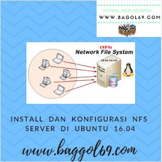 Install  dan  Konfigurasi  NFS  Server  di  Ubuntu   16.04