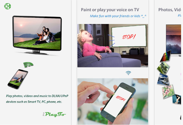 تحميل تطبيق بث محتوى الايفون على التلفاز الذكي .. عرض مجاني قصير