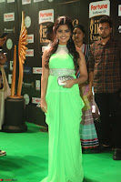 Anupama Parameshwaran cute beauty in Neon Green gown at IIFA Utsavam Awards 2017  Day 2  HD Exclusive 13.JPG