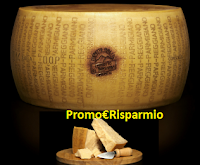 Logo Vinci gratis 49 kit Parmigiano Reggiano e una forma intera prodotto di Montagna