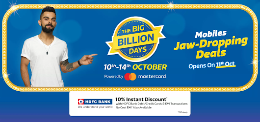 Flipkart | The Big Billion Days Sale 2018 Mobile Phone | Offers | Tricks | Deals