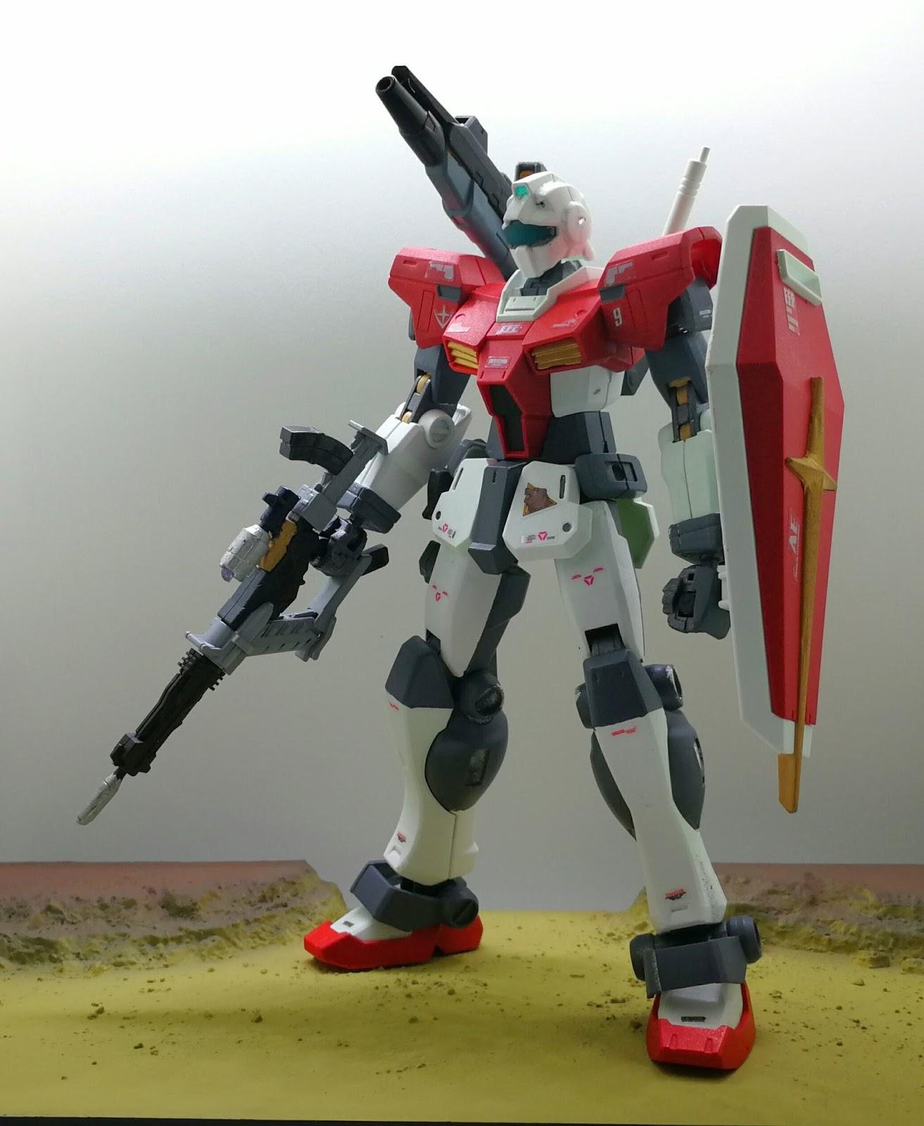 Gunplanerd: [Kit Insight] Bandai HGBF 1/144 RGMGM-79C GM ...