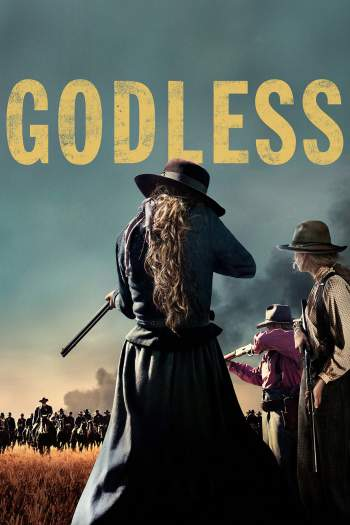 Godless 1ª Temporada Torrent - WEB-DL 1080p Dual Áudio