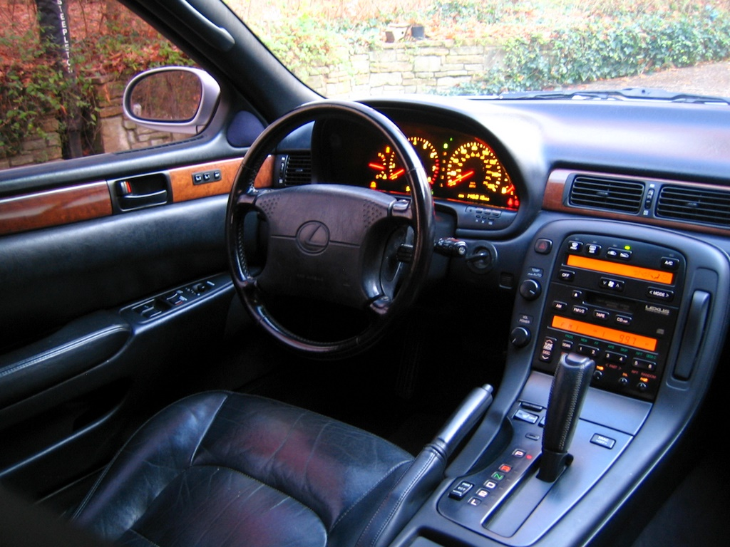 Cars You Want A Guide To Used Interesting Future Classic 1992 Lexus Sc400 Value Rare Black Interior Photo Credit Clublexuscom