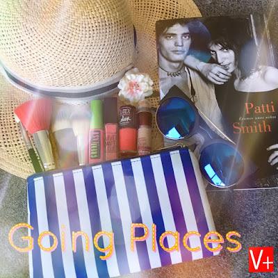 Going Places - Las brochas de Visage en todos lados