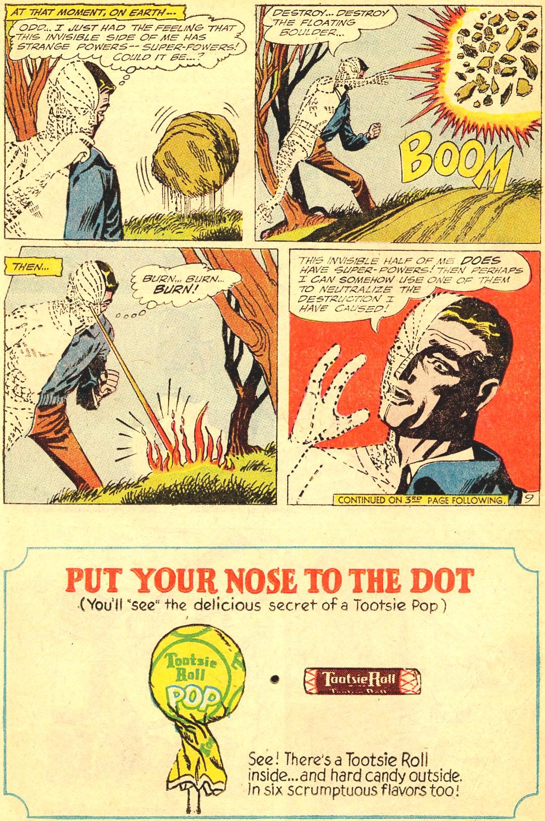 Strange Adventures (1950) issue 181 - Page 12