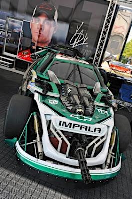 Transformers Nascar 7 - Mira estás nuevas imagenes de Transformers en el Daytona 500!