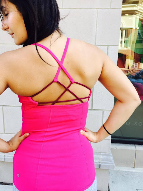 lululemon-dancing-warrior jeweled-magenta
