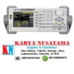Jual Siglent SDG1025 Function Arbitrary Waveform Generator 25MHz di Bandung