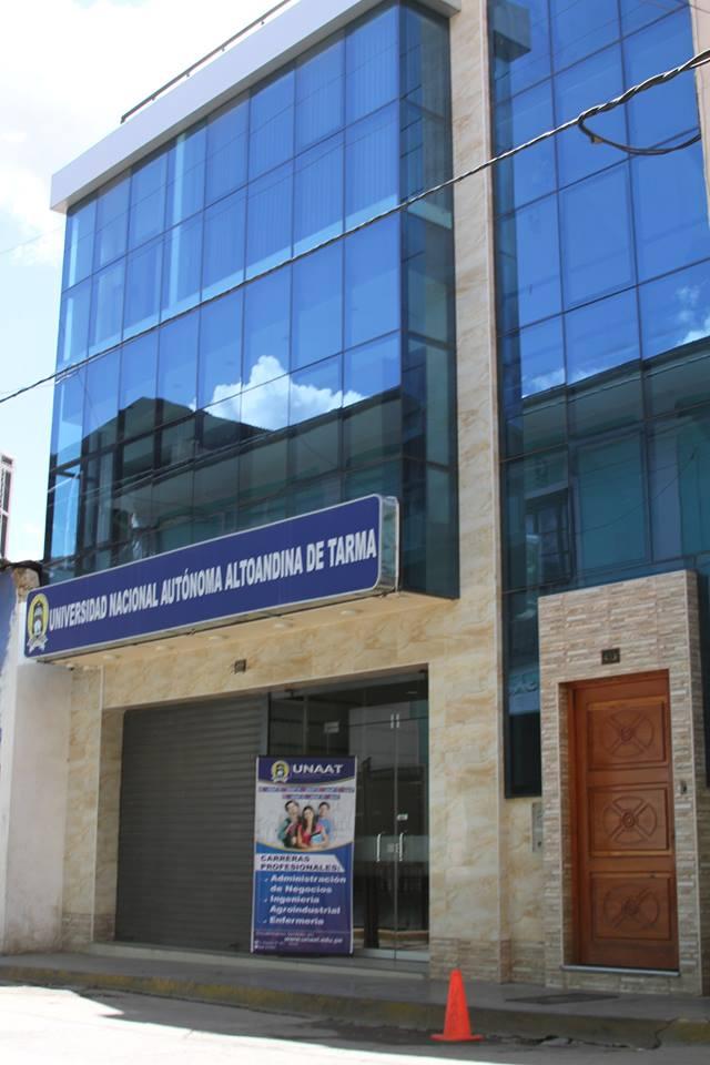 Universidad Nacional Autónoma Altoandina de Tarma - UNAAT