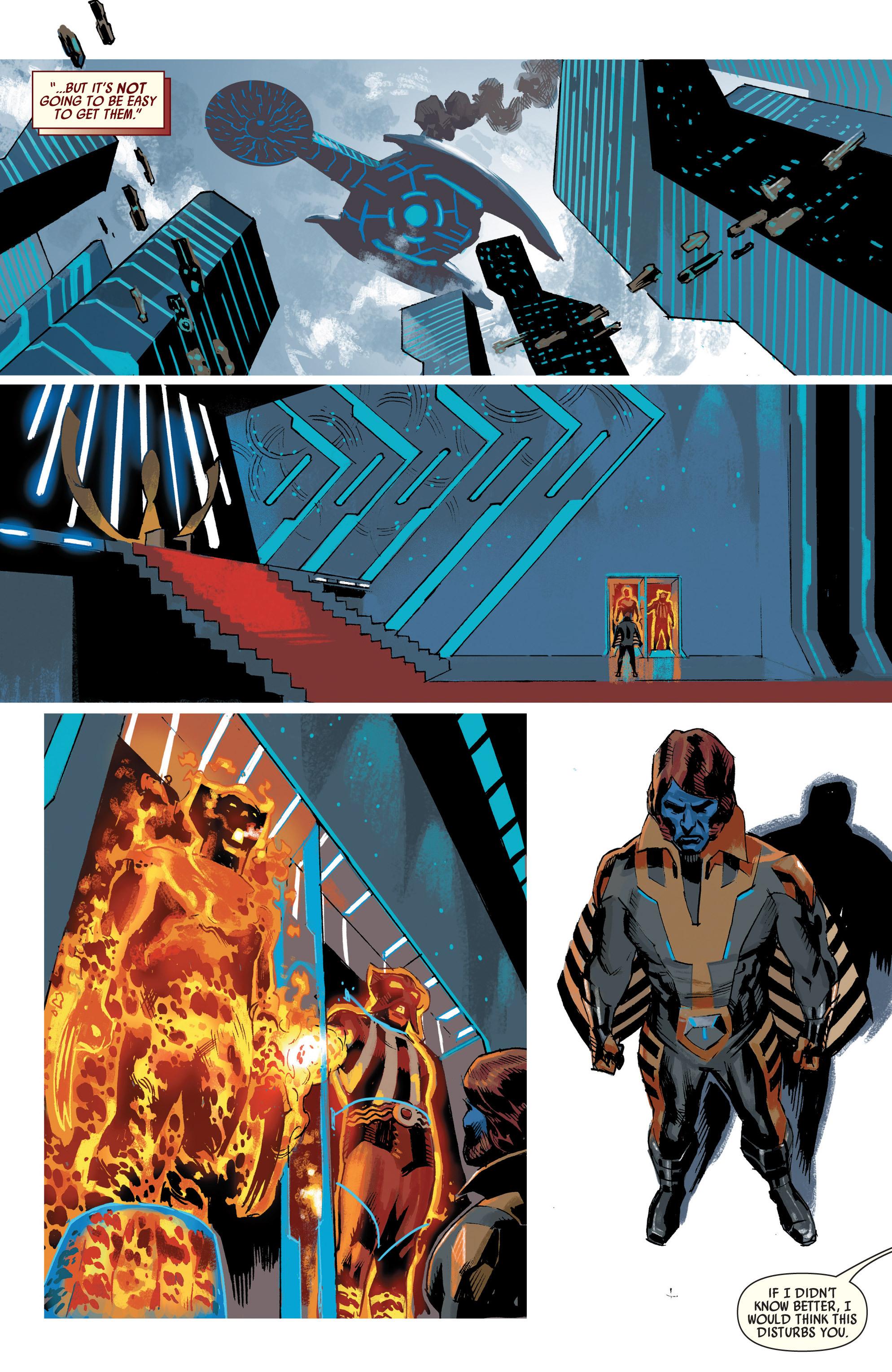 Read online Uncanny Avengers (2012) comic -  Issue #19 - 11